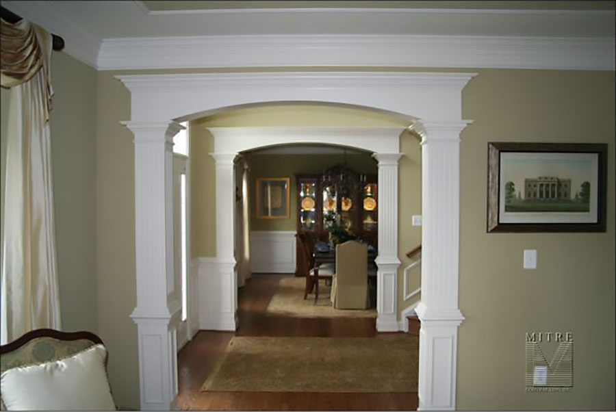 Raise The Roof By Installing Crown Molding