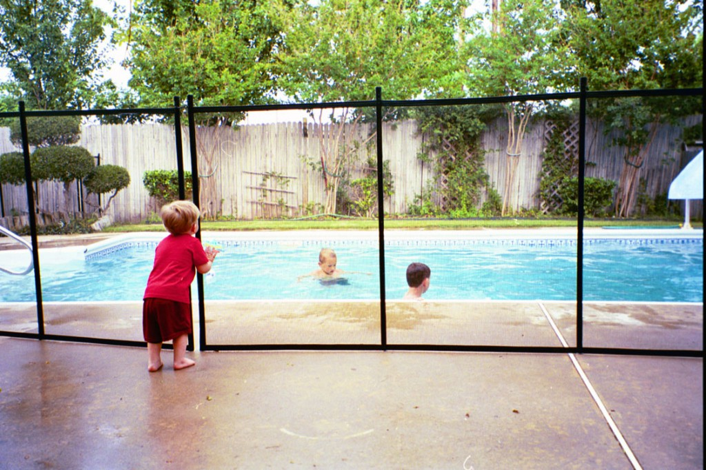 baby pool fence cost